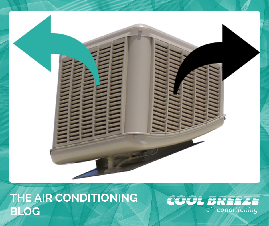 Exhaust function CoolBreeze