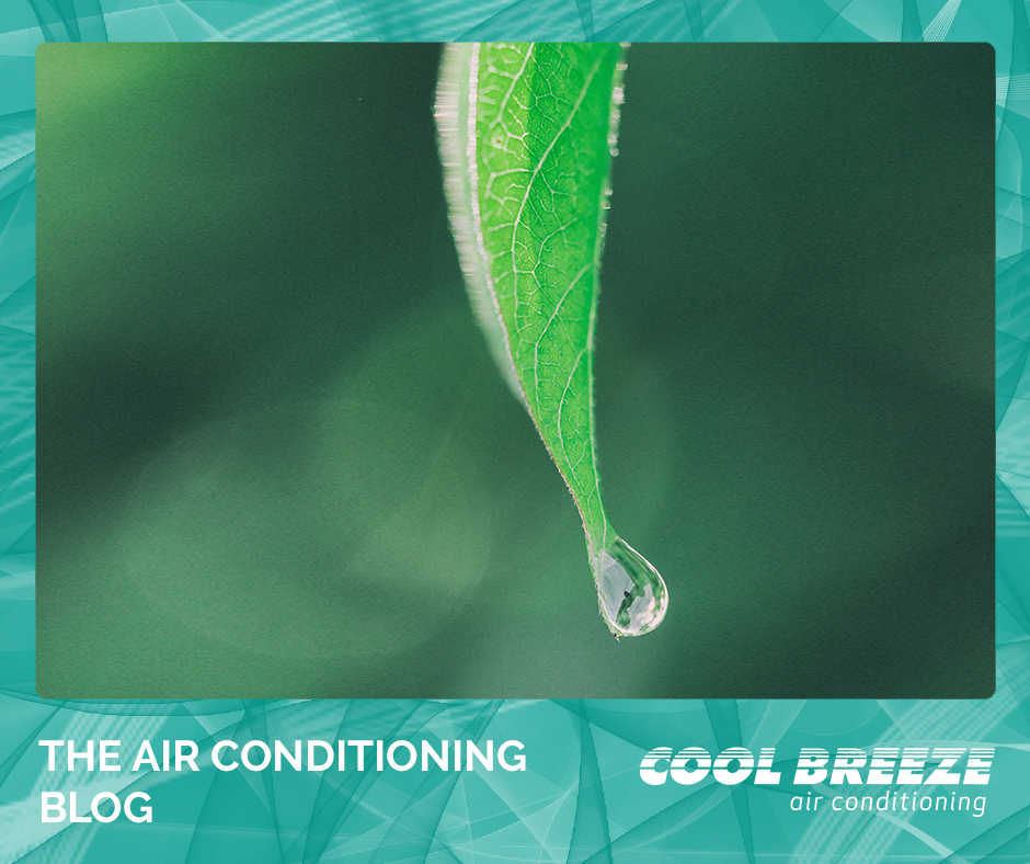 WATER USAGE COOLBREEZE