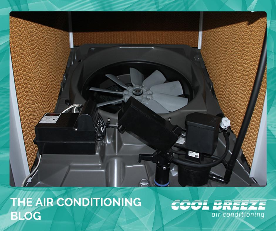 CoolBreeze motor