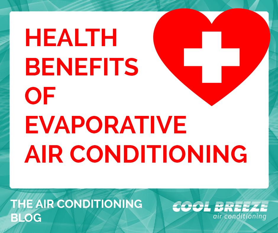 health evaporative air conditioning